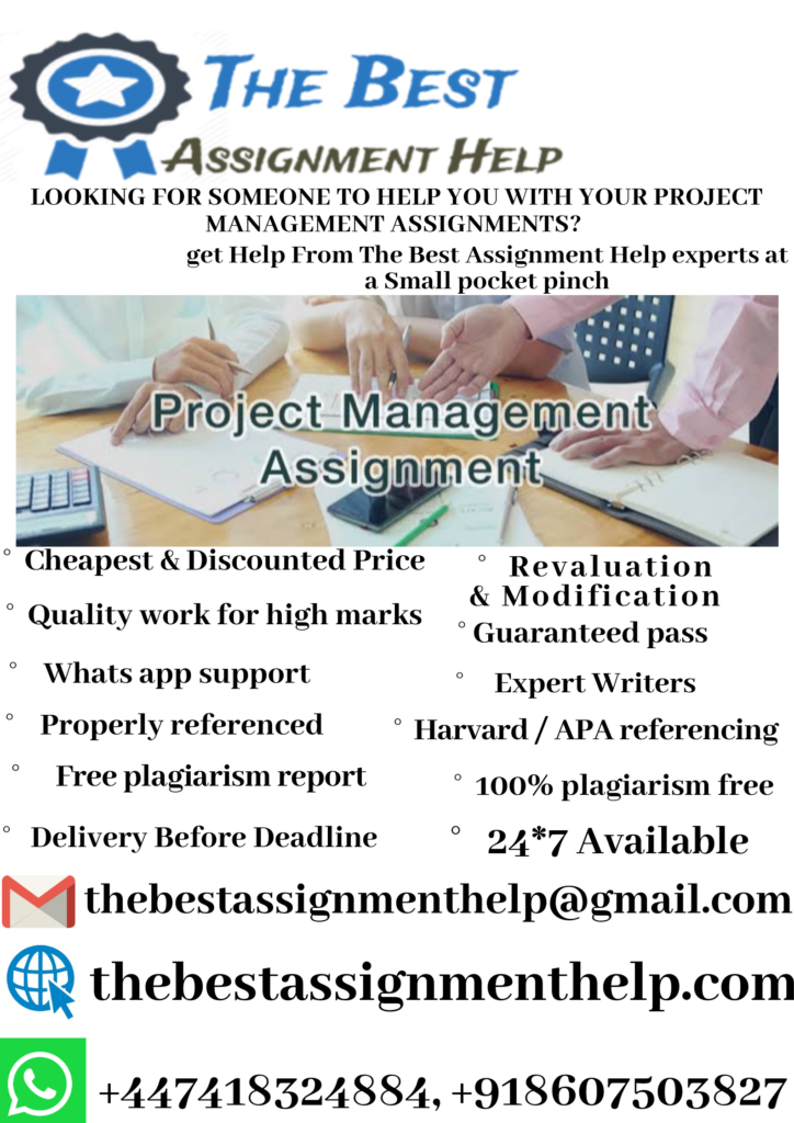mgt201a project management