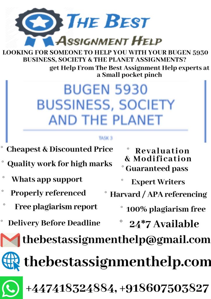 bugen 5930
