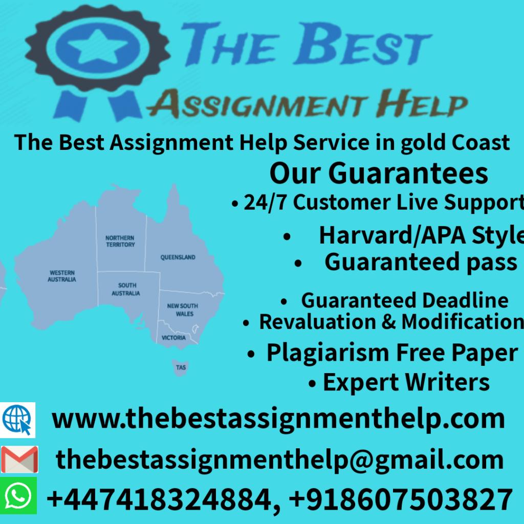 assignment help gold coast